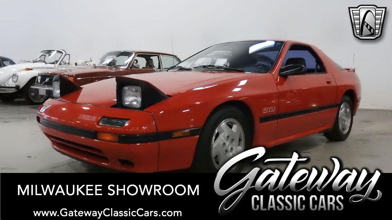 Used 1988 Mazda RX7