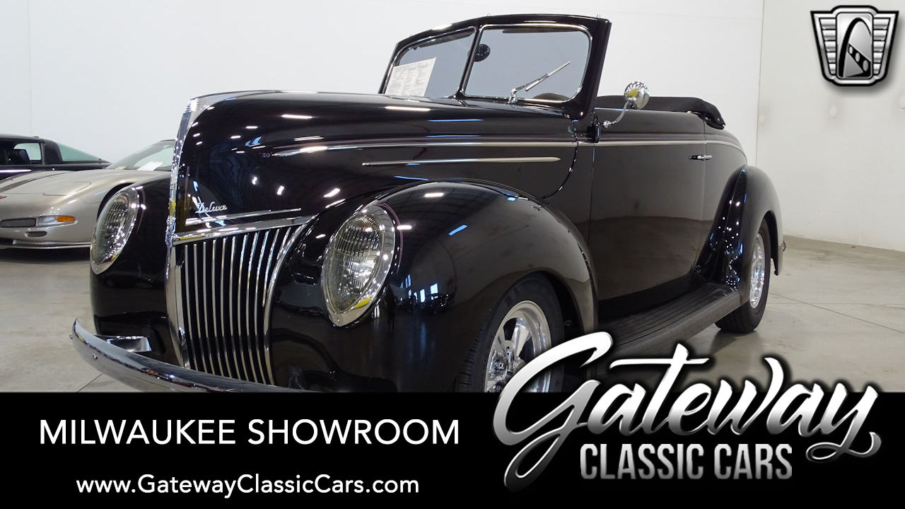 Used 1939 Ford Deluxe