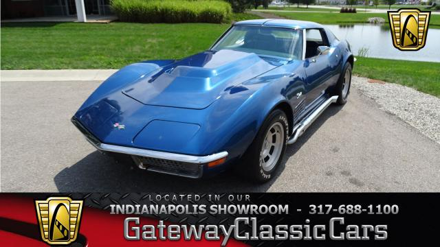 1971 Chevrolet Corvette<br><span style='font-size: large; font-style: italic'><b>  </b></span>