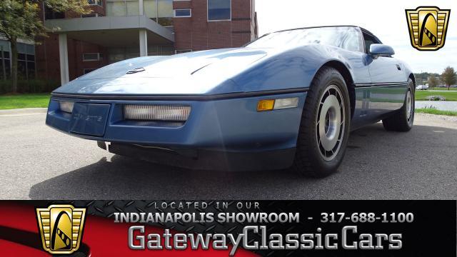 1985 Chevrolet Corvette<br><span style='font-size: large; font-style: italic'><b>  </b></span>