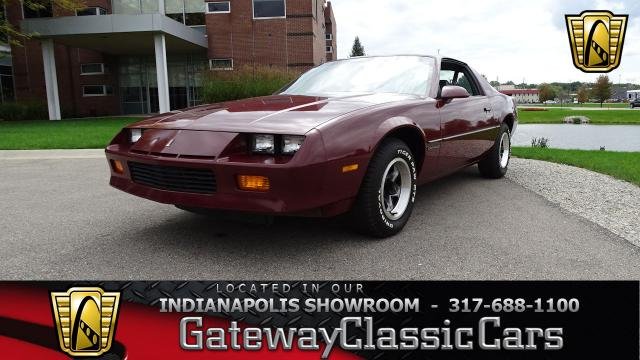 1985 Chevrolet Camaro<br><span style='font-size: large; font-style: italic'><b>  </b></span>