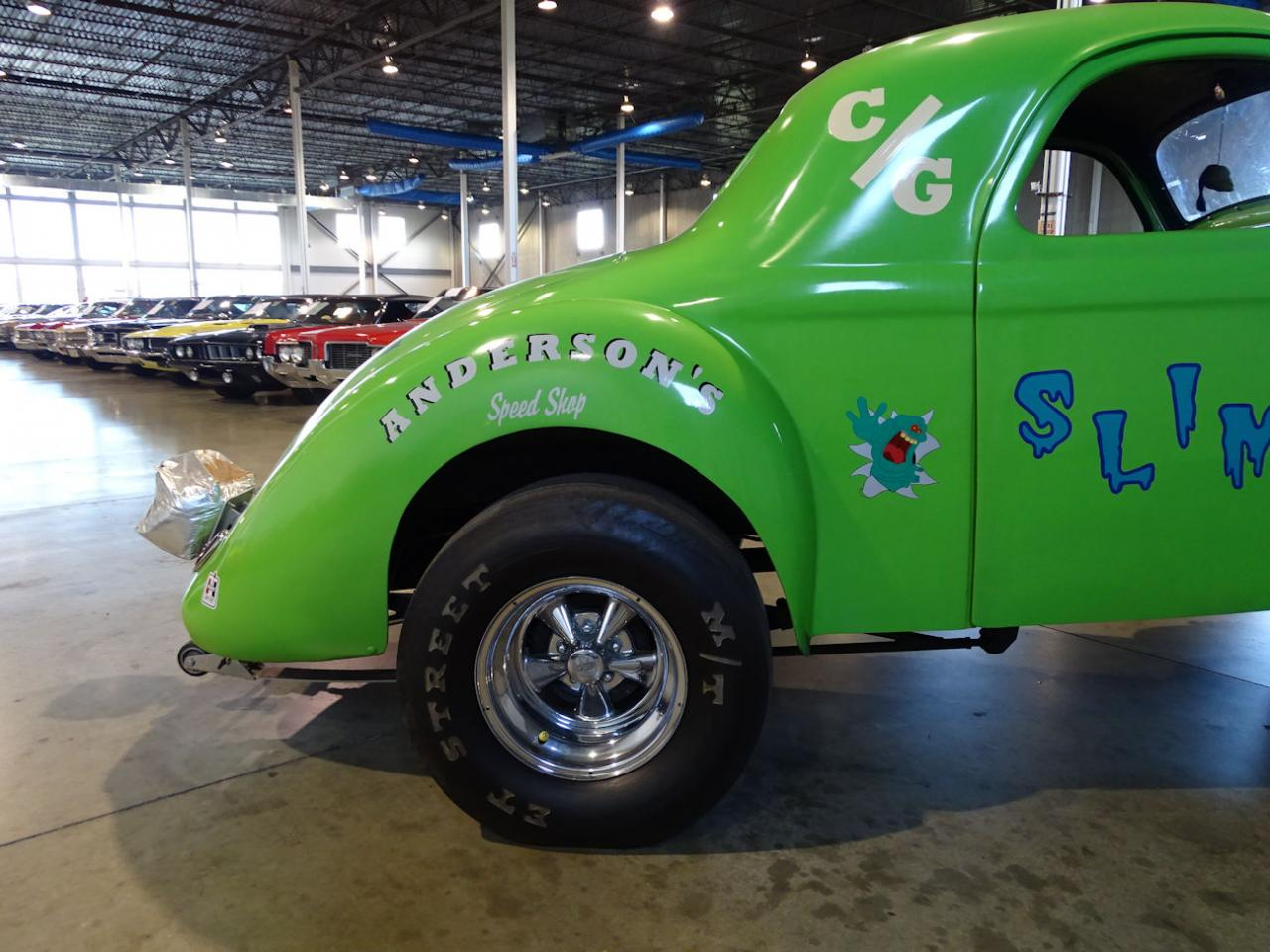 1941 Willys Coupe 7
