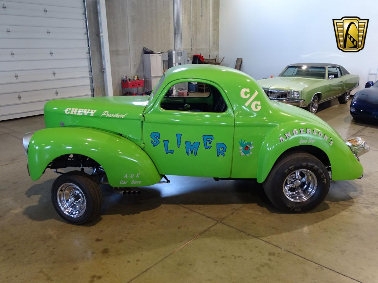 1941 Willys Coupe 18