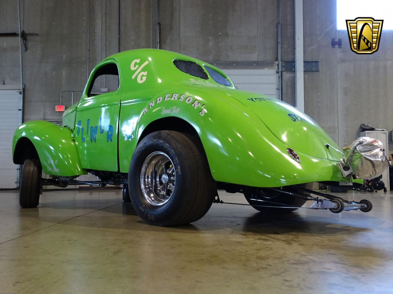 1941 Willys Coupe 38