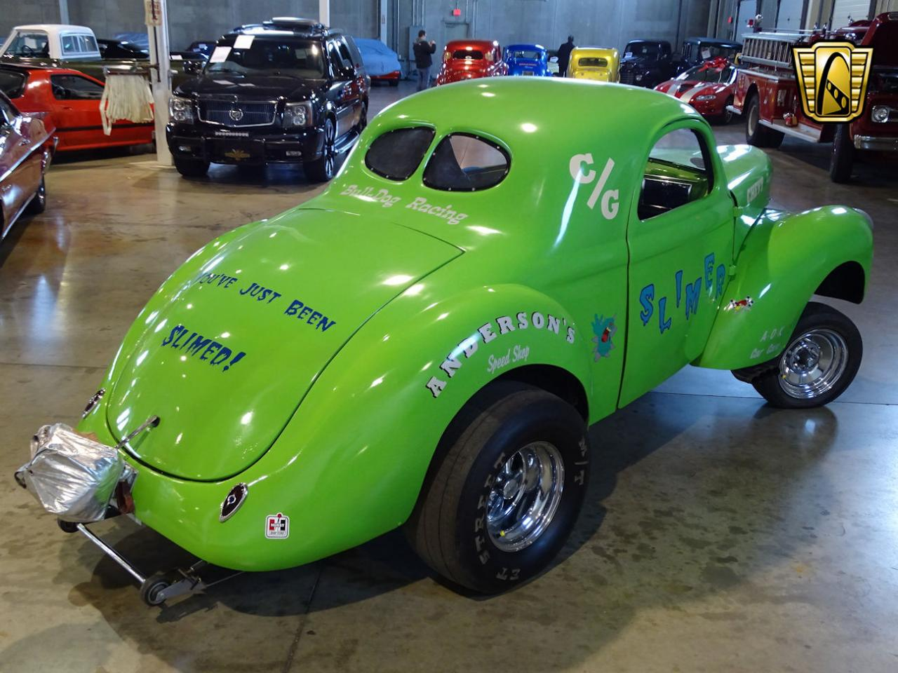 1941 Willys Coupe 54