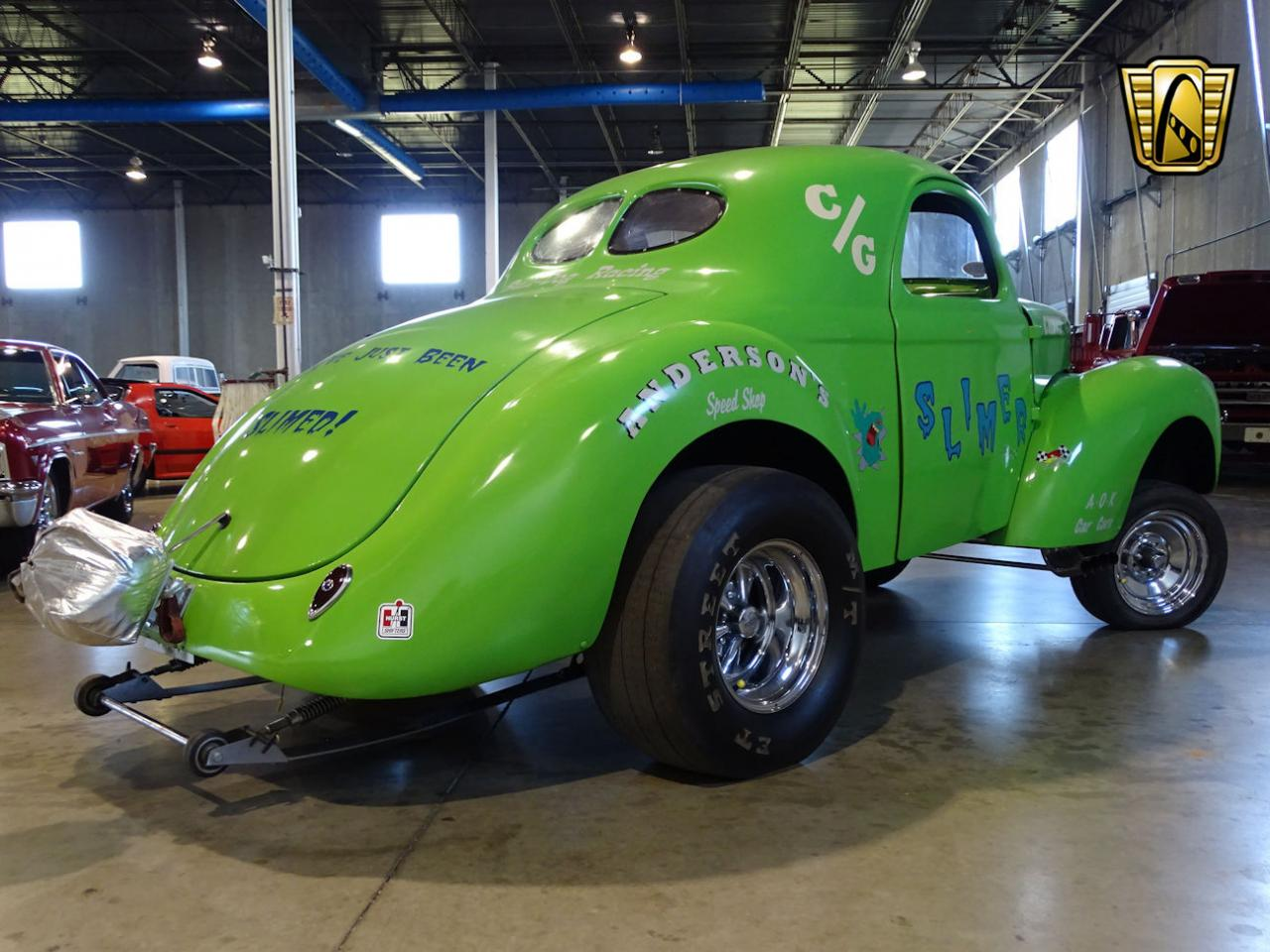 1941 Willys Coupe 58