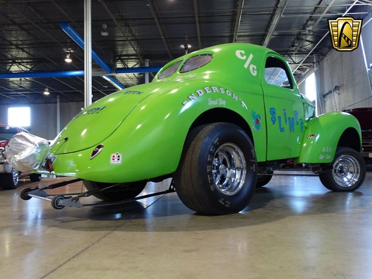 1941 Willys Coupe 62