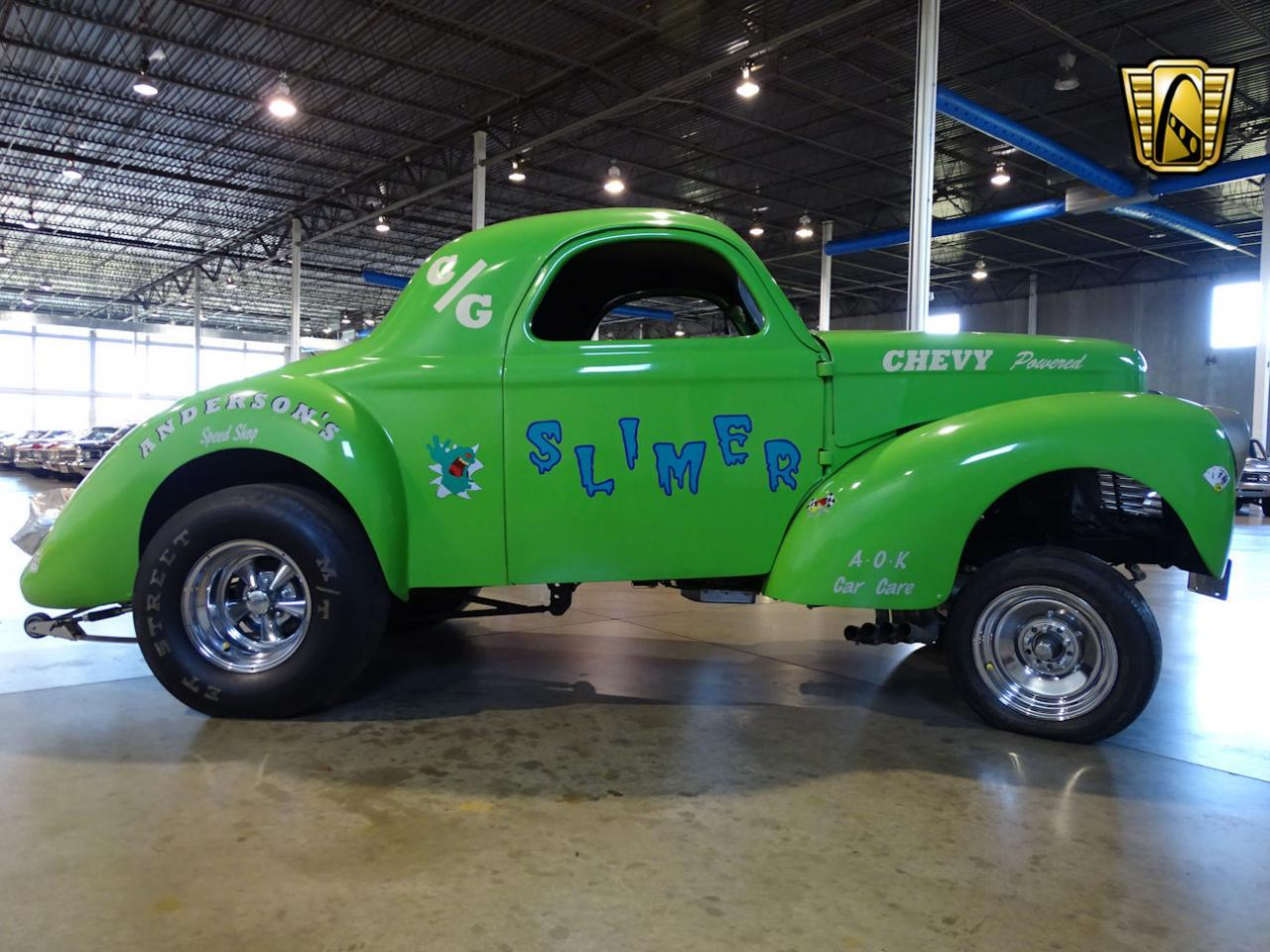 1941 Willys Coupe 70