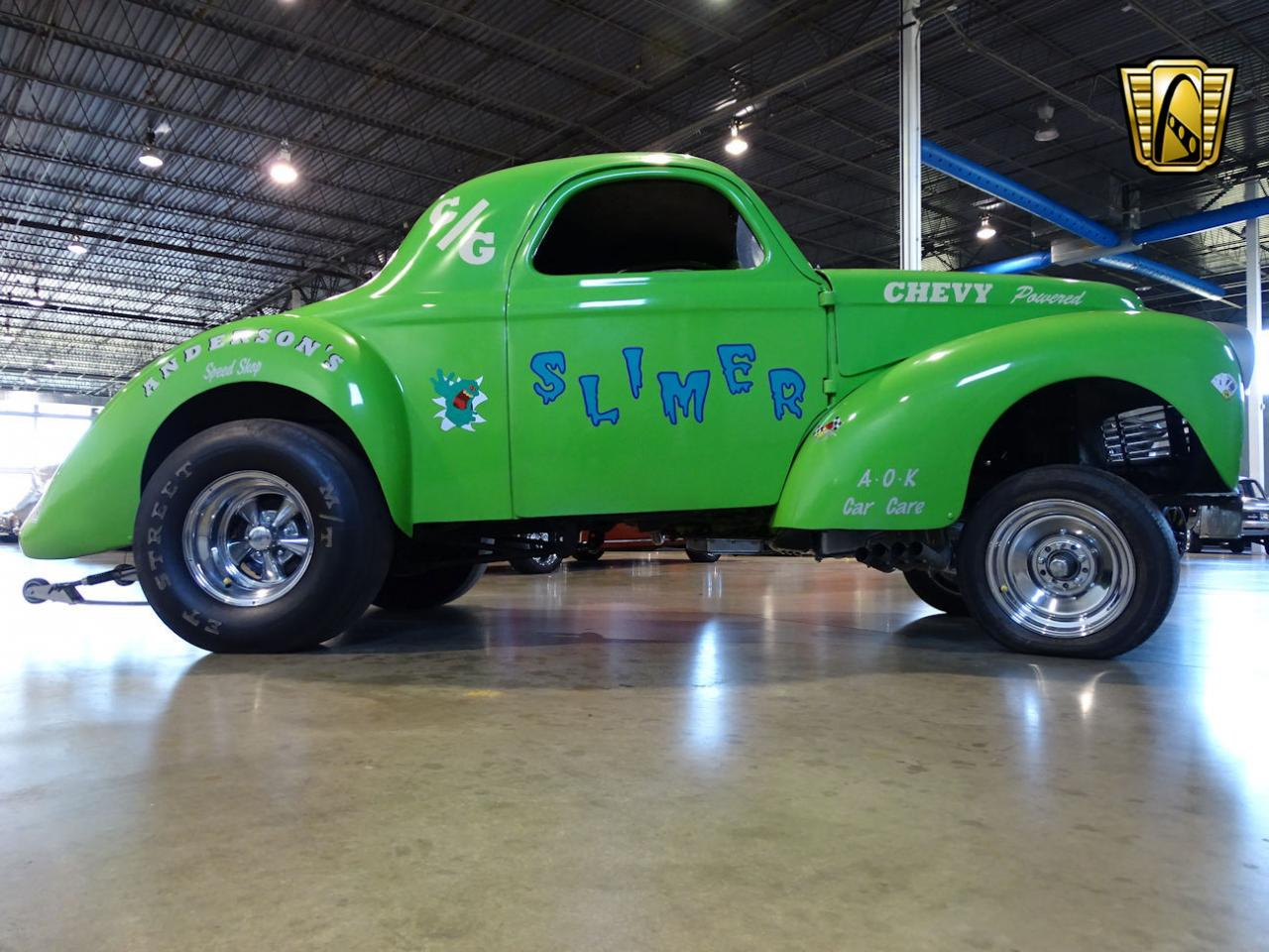1941 Willys Coupe 74