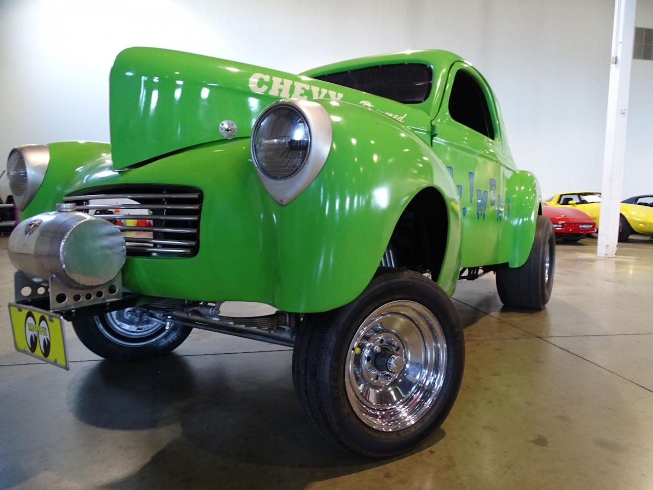 1941 Willys Coupe 88