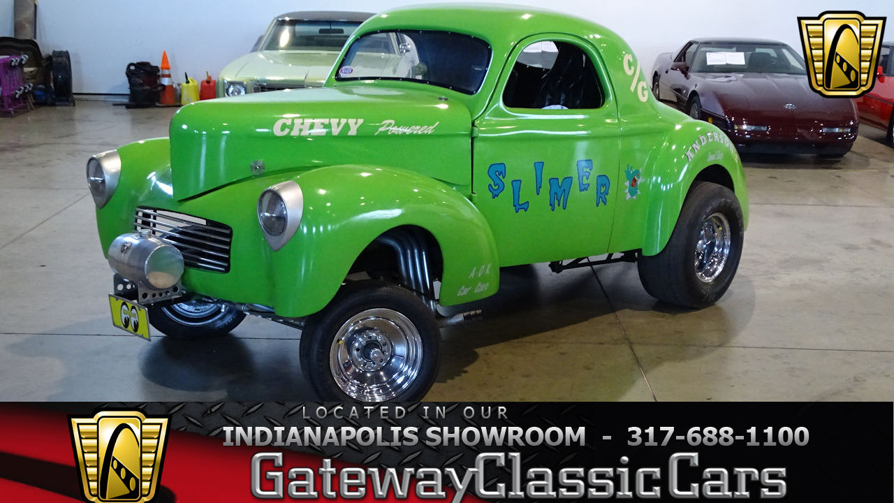Used 1941 Willys Coupe