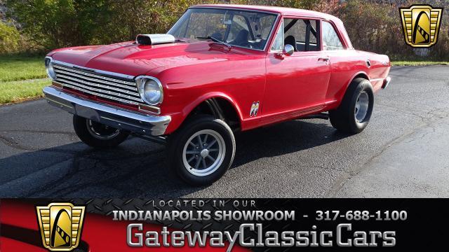 1962 Chevrolet Nova<br><span style='font-size: large; font-style: italic'><b>  </b></span>