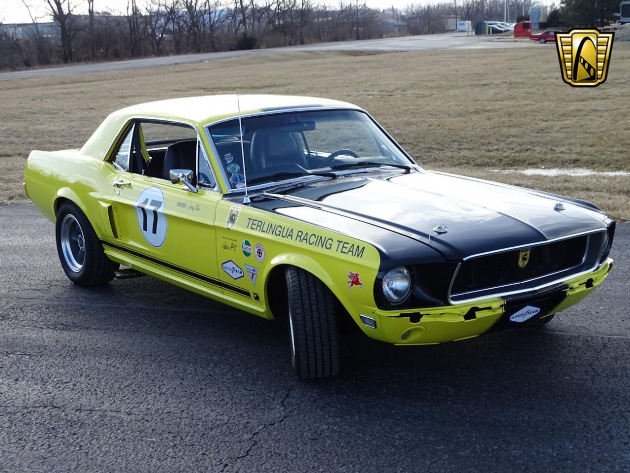 1968 Ford Mustang For Sale | AllCollectorCars com