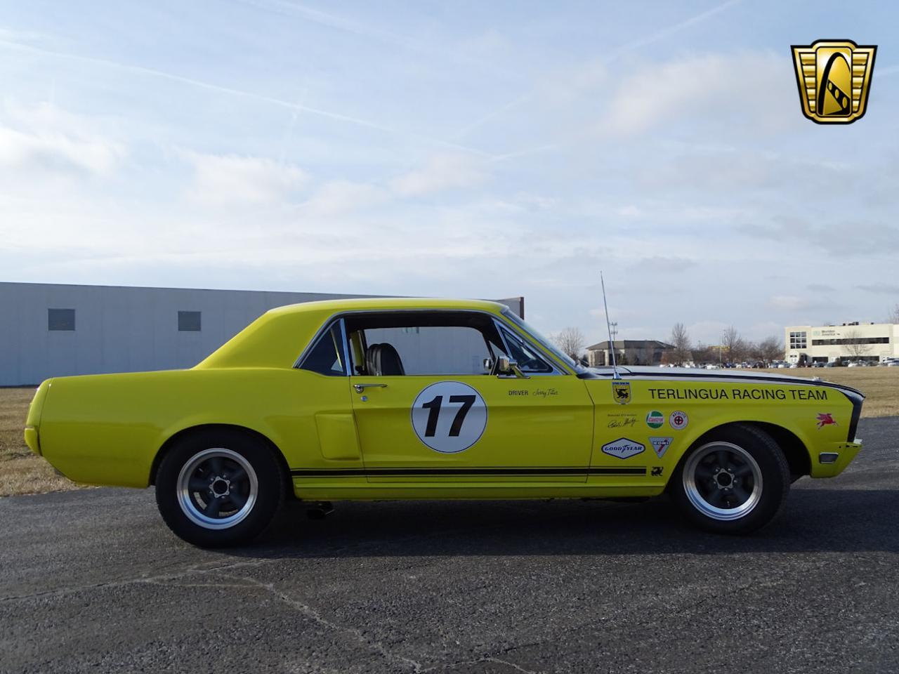 1968 Ford Mustang For Sale   AllCollectorCars com