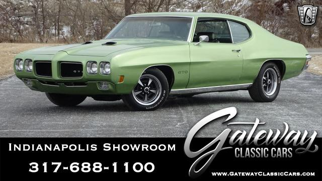 1970 Pontiac GTO<br><span style='font-size: large; font-style: italic'><b>  </b></span>