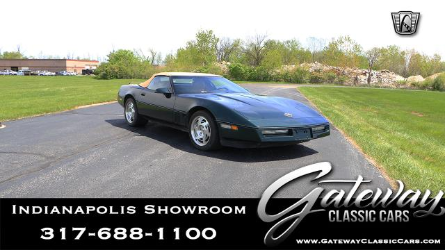 1990 Chevrolet Corvette<br><span style='font-size: large; font-style: italic'><b>  </b></span>