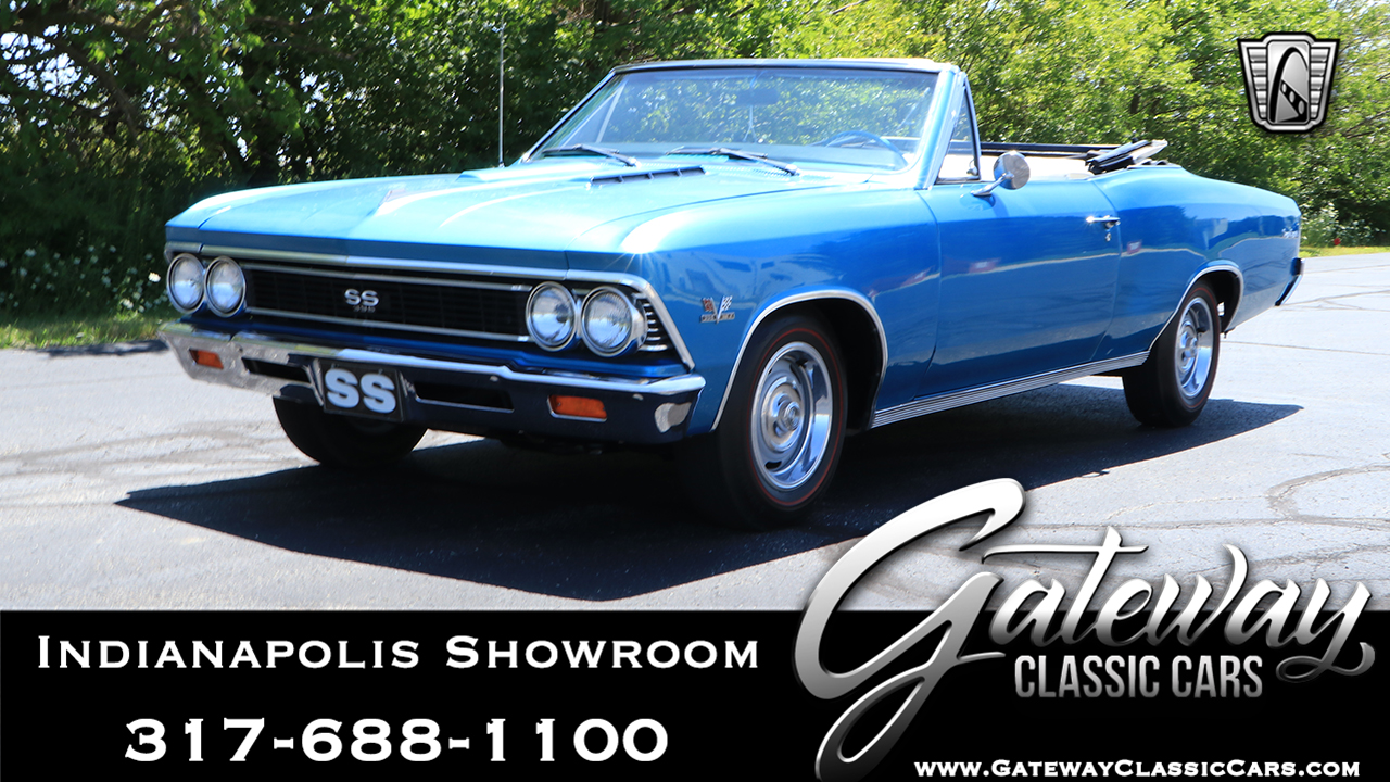 1966 Chevrolet Chevelle SS Convertible For Sale | Gateway