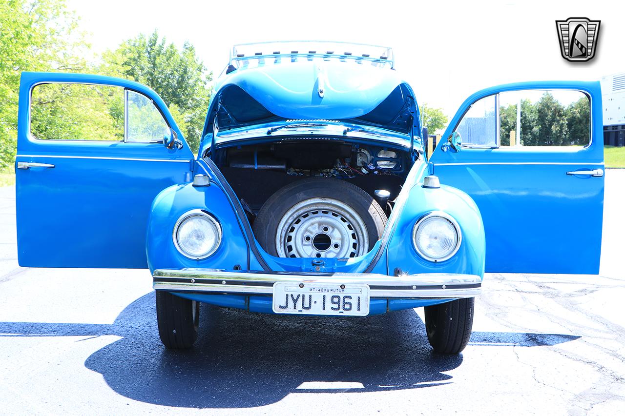 1976 Volkswagen Beetle 5