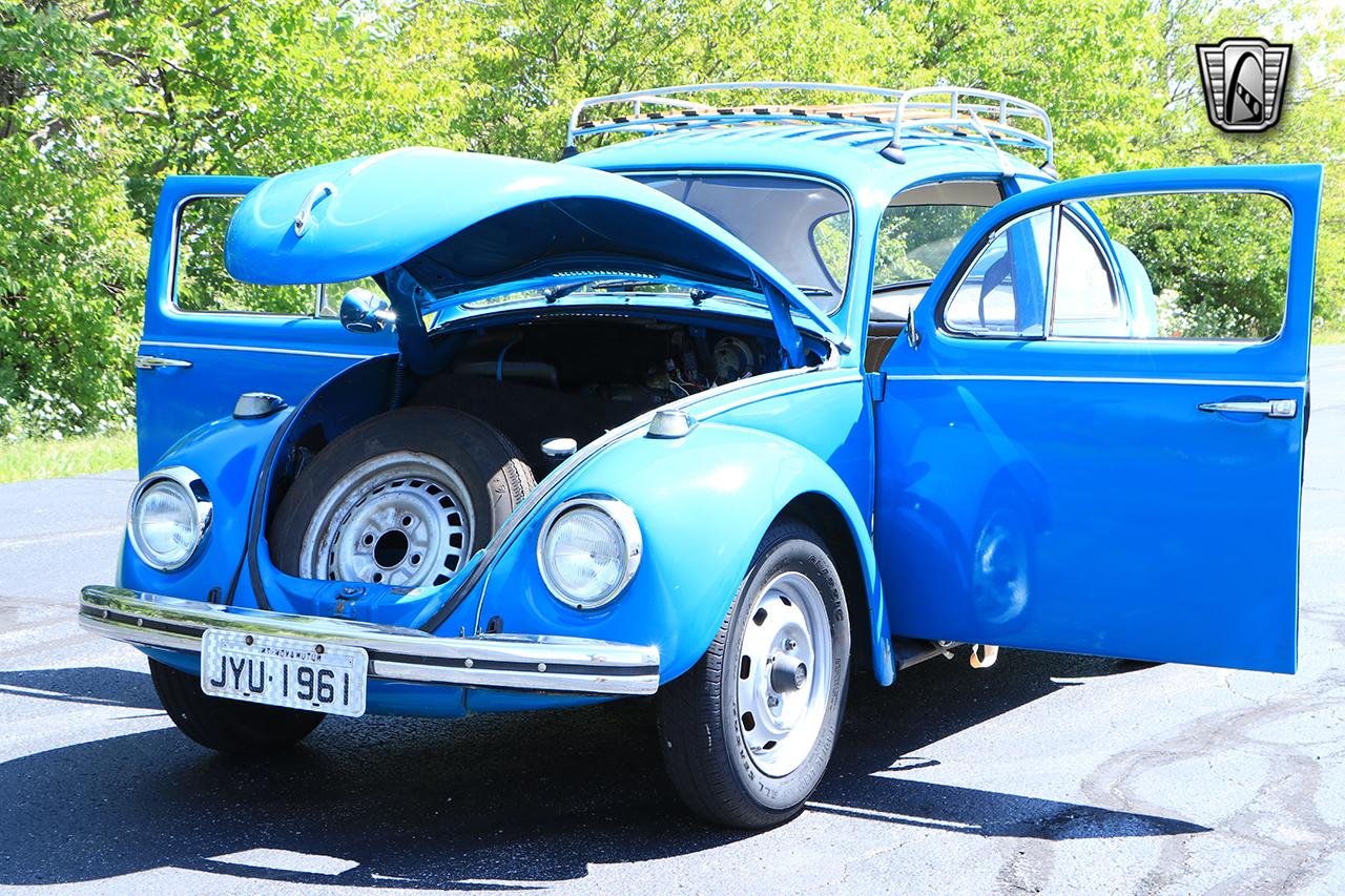1976 Volkswagen Beetle 9