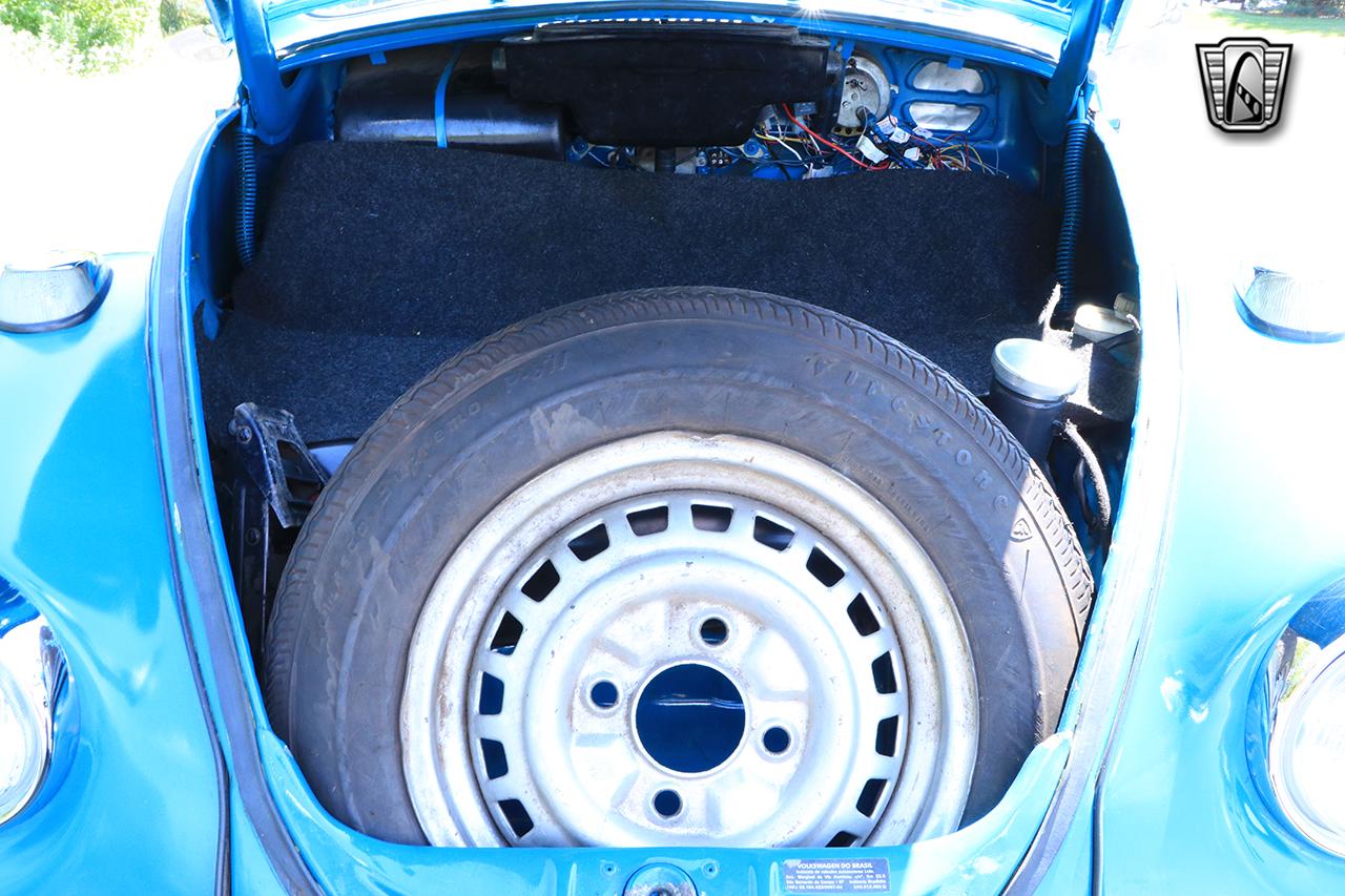 1976 Volkswagen Beetle 12