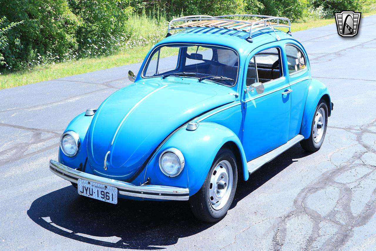 1976 Volkswagen Beetle 14