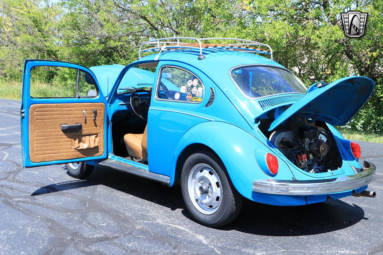 1976 Volkswagen Beetle 17