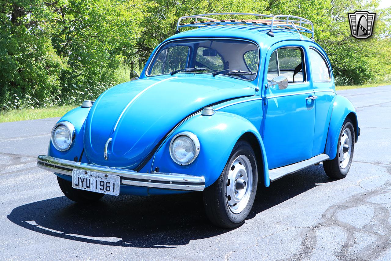 1976 Volkswagen Beetle 18