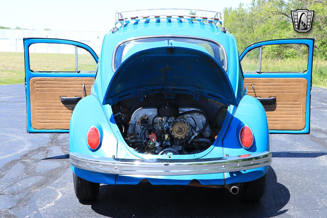 1976 Volkswagen Beetle 21