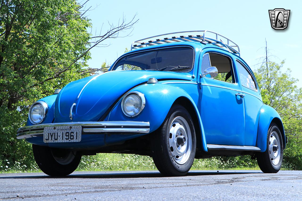 1976 Volkswagen Beetle 22