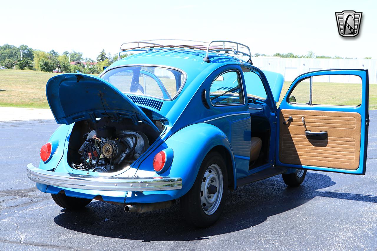 1976 Volkswagen Beetle 25