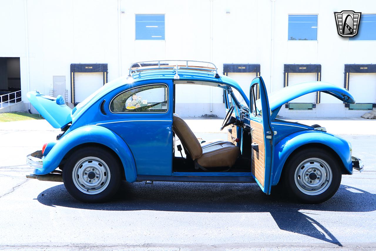 1976 Volkswagen Beetle 29