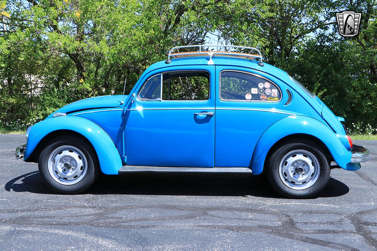 1976 Volkswagen Beetle 30