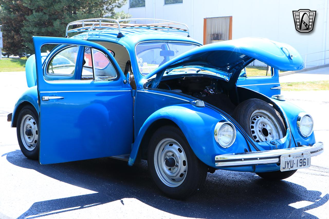 1976 Volkswagen Beetle 33