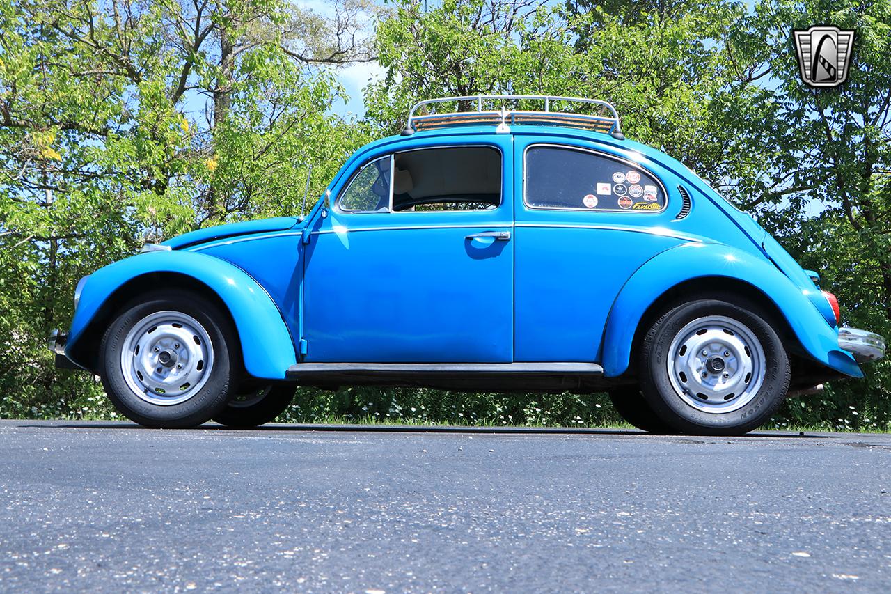 1976 Volkswagen Beetle 34