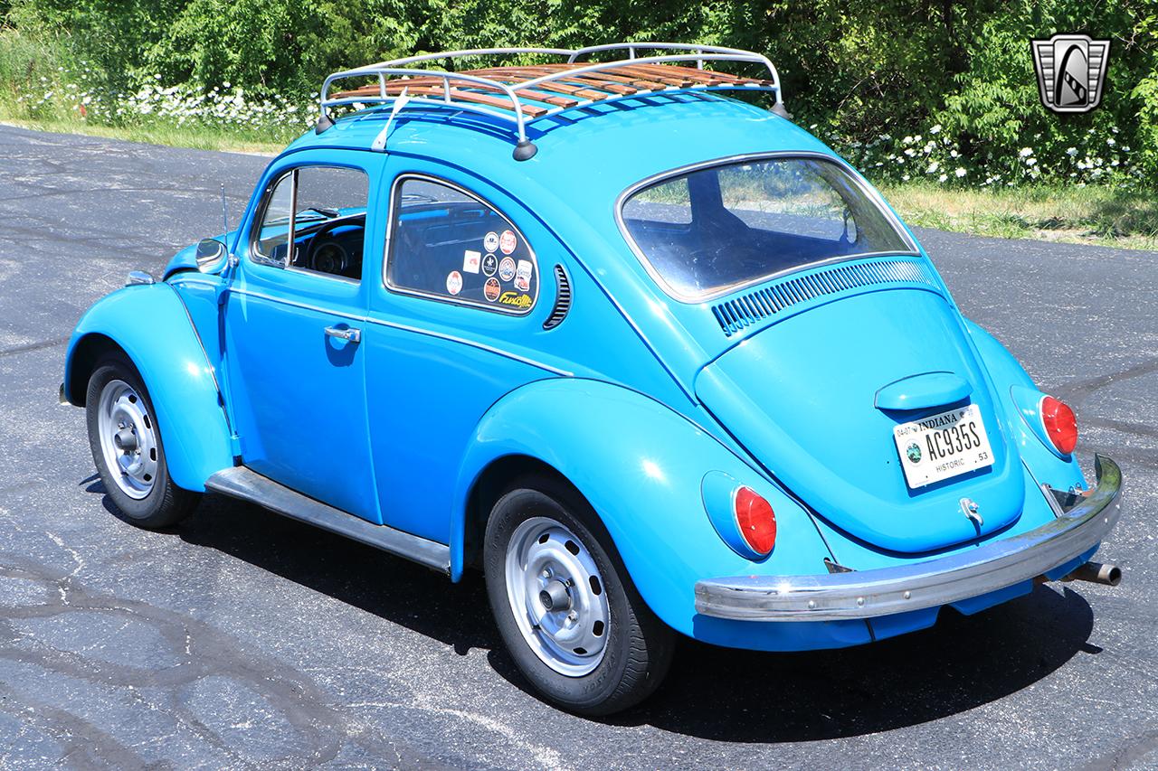 1976 Volkswagen Beetle 38