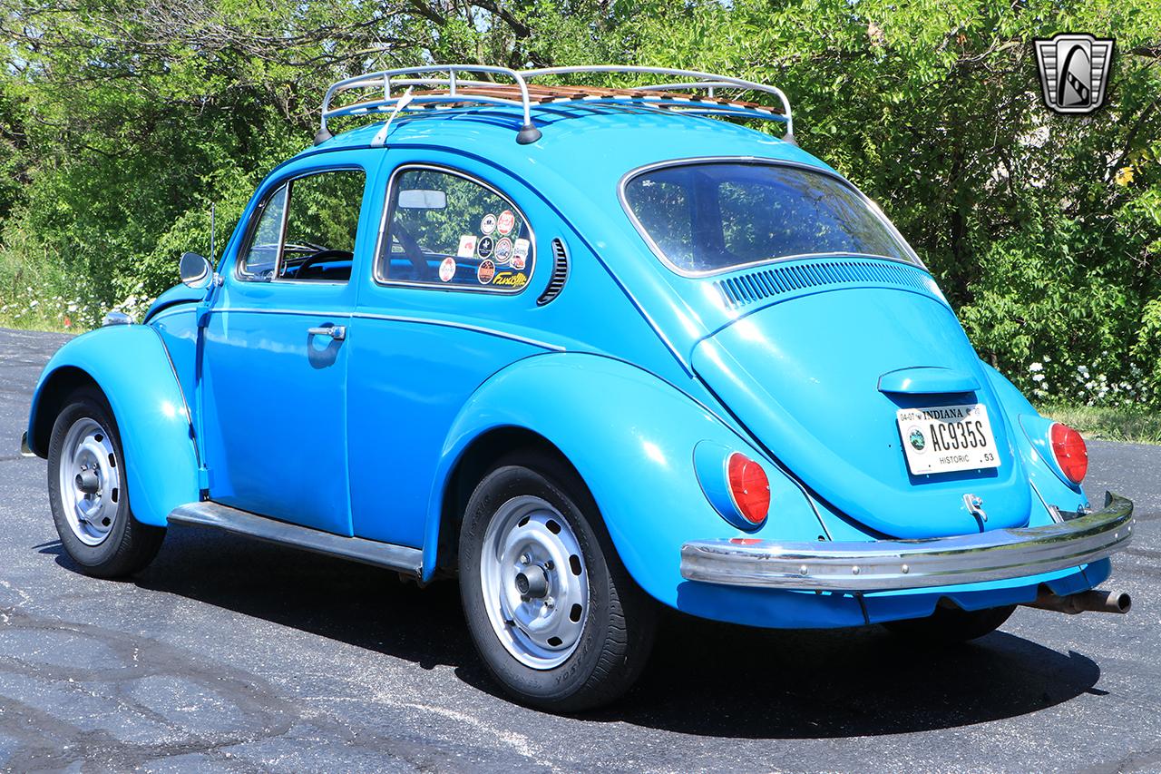 1976 Volkswagen Beetle 42