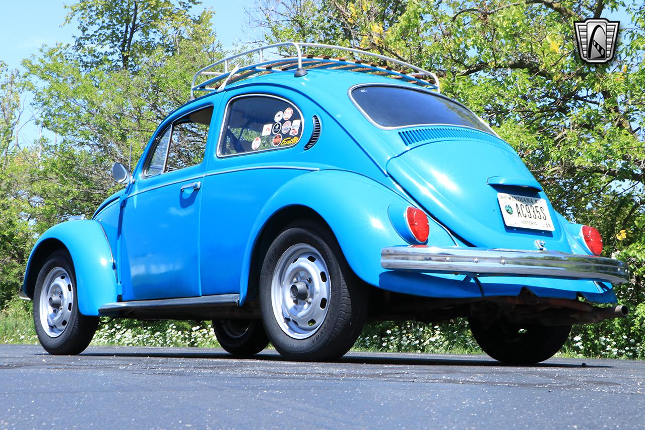 1976 Volkswagen Beetle 46