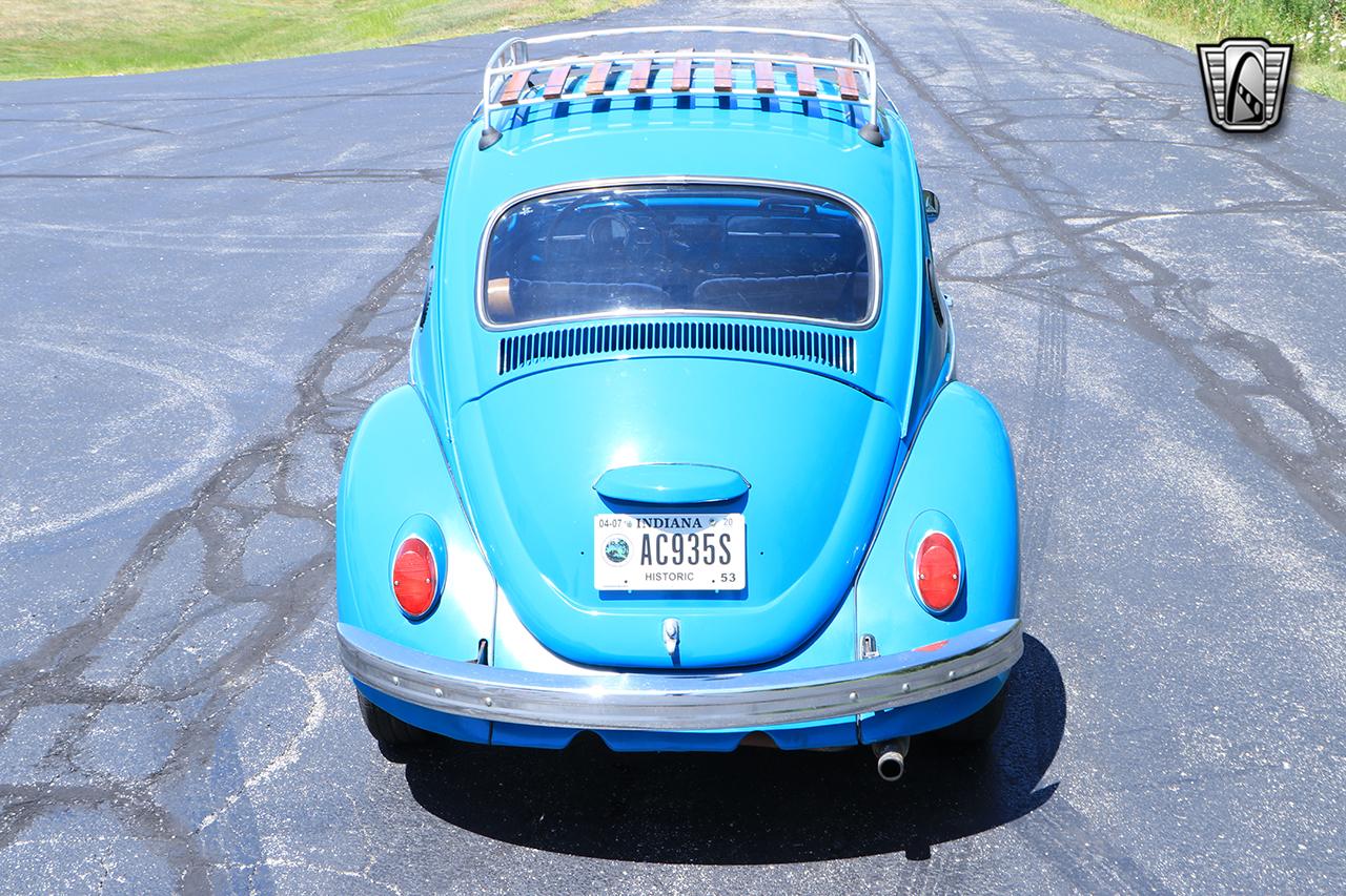 1976 Volkswagen Beetle 50