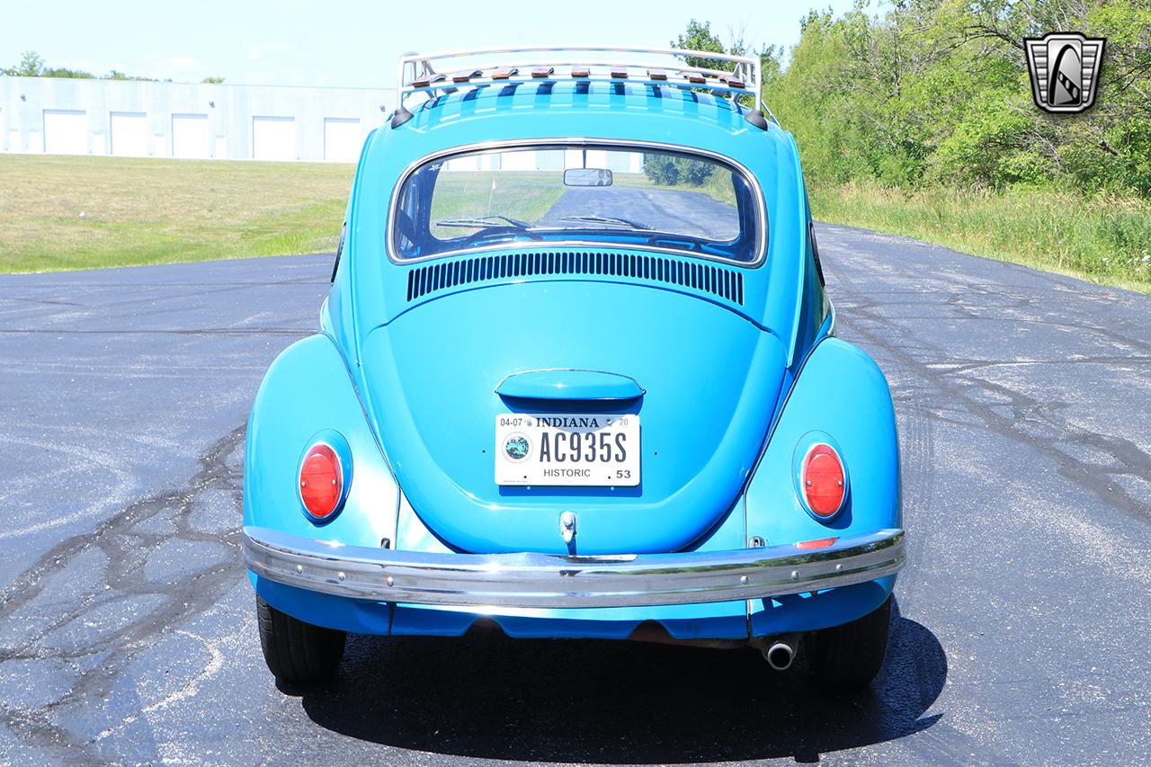 1976 Volkswagen Beetle 54