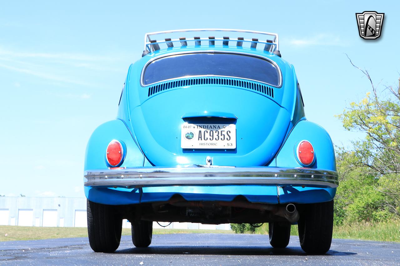 1976 Volkswagen Beetle 58