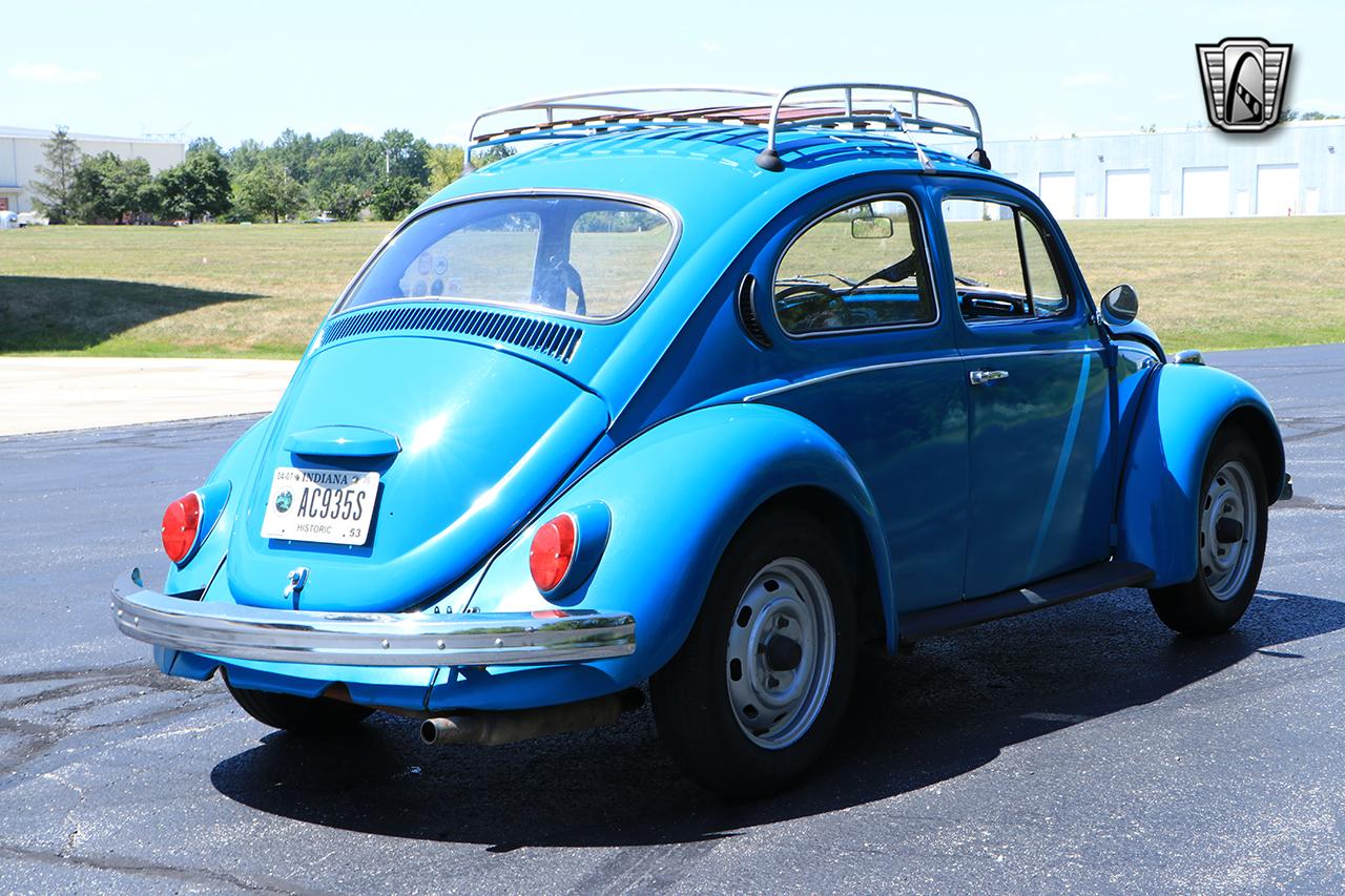 1976 Volkswagen Beetle 66