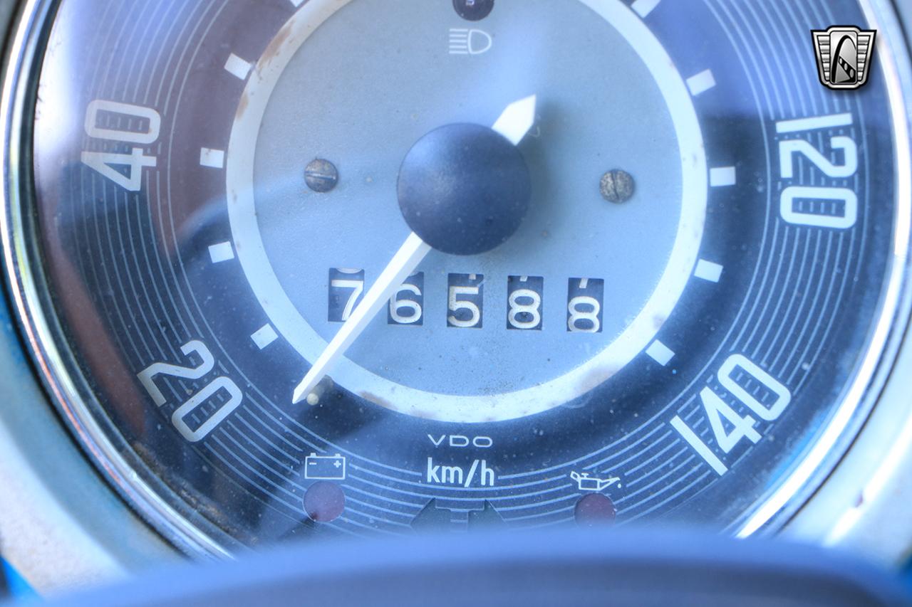 1976 Volkswagen Beetle 68