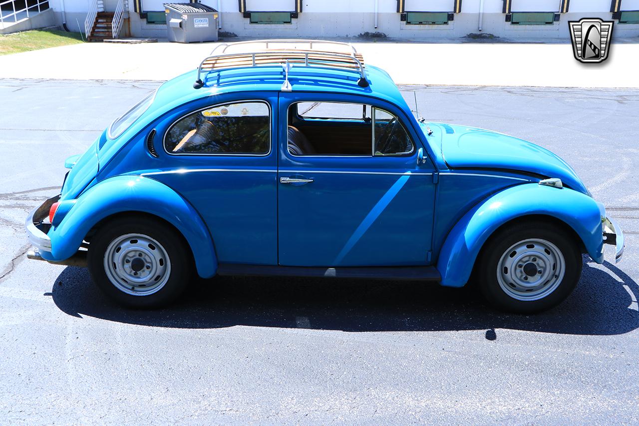 1976 Volkswagen Beetle 73