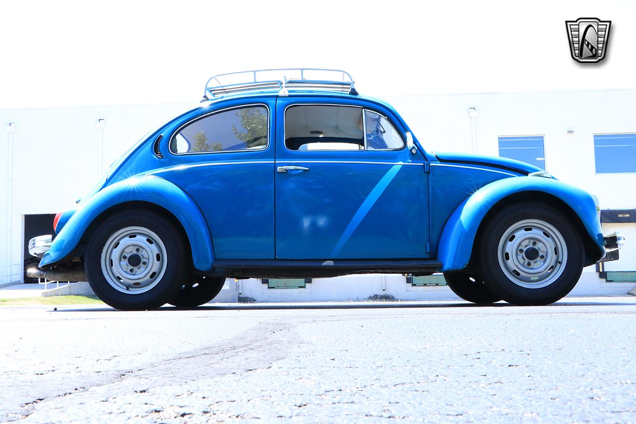 1976 Volkswagen Beetle 79