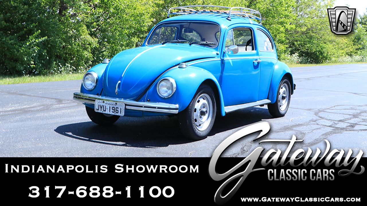 Used 1976 Volkswagen Beetle