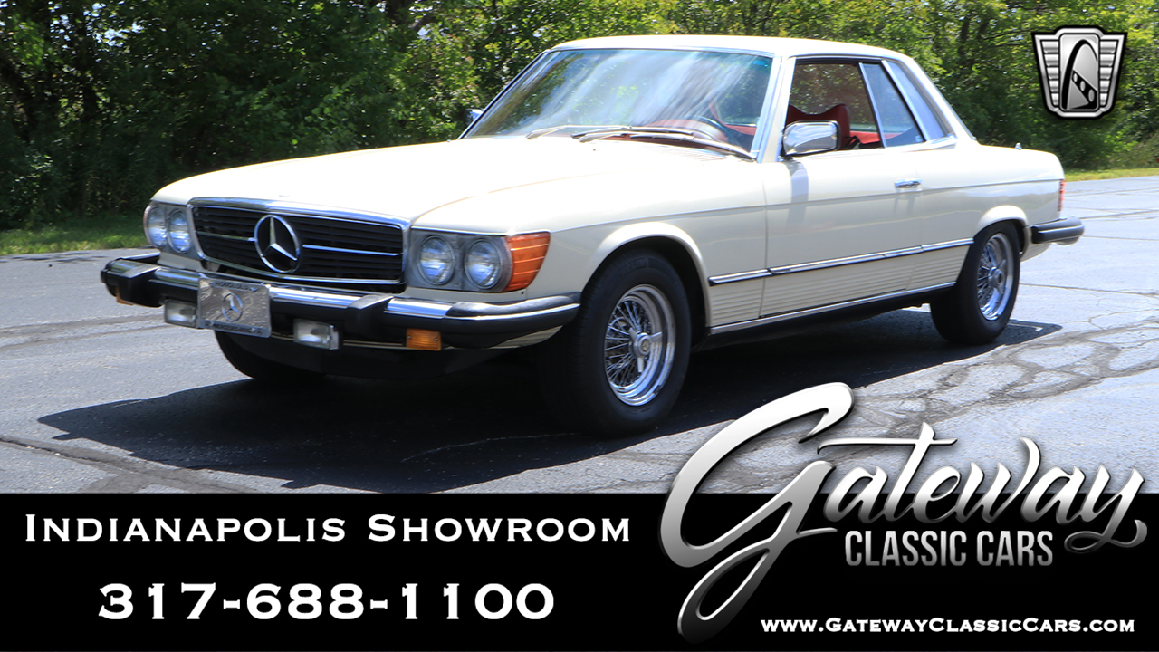Used 1979 Mercedes-Benz 450SLC
