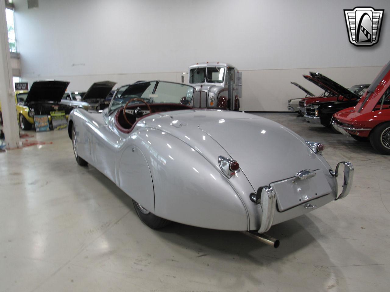 1954 Jaguar XK120 8