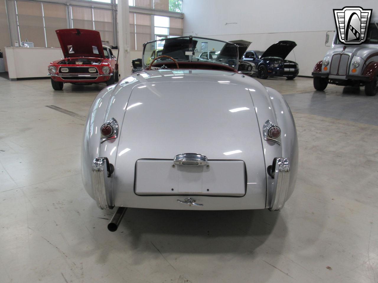 1954 Jaguar XK120 11