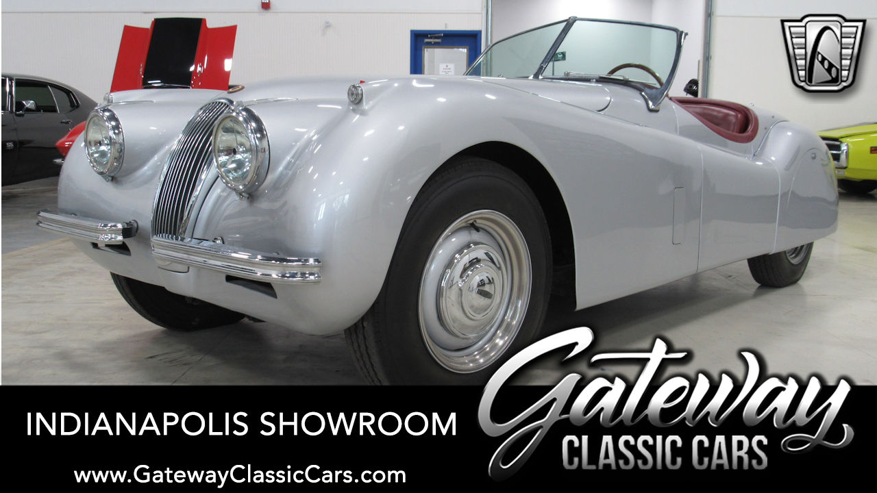 Used 1954 Jaguar XK120