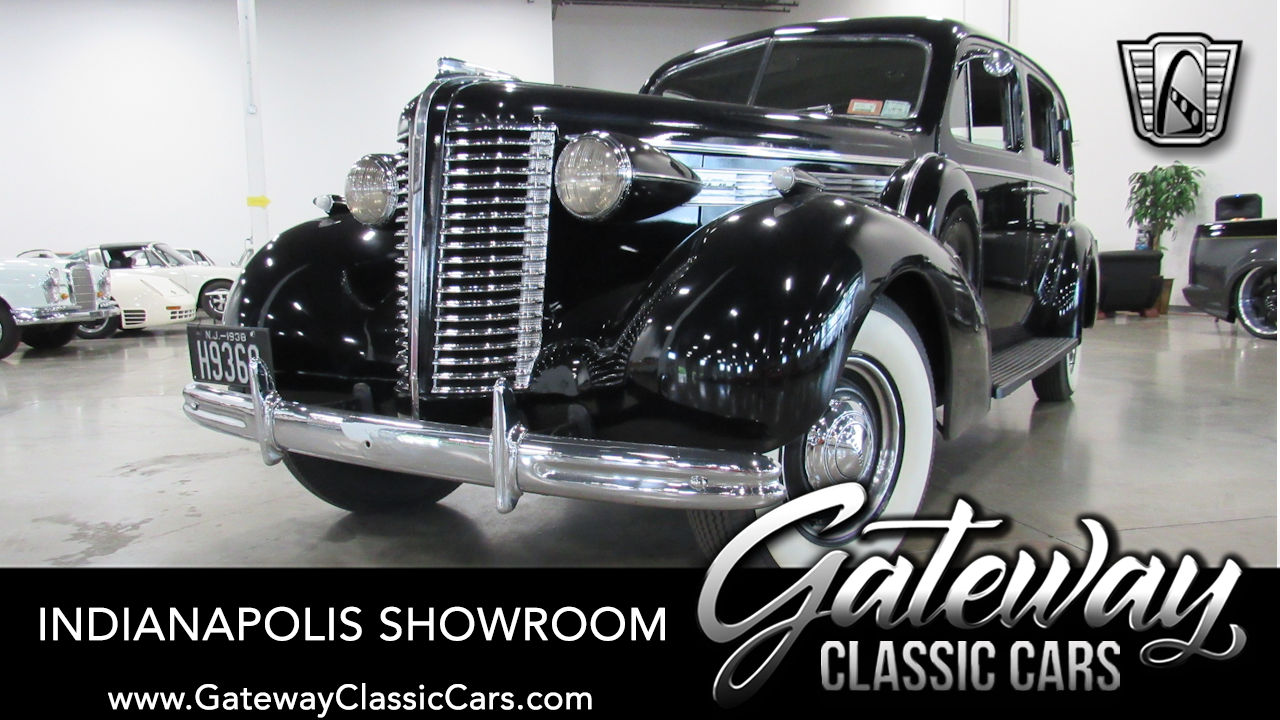 1938 Buick 91L